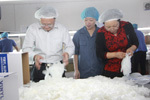 Leaders of Federation of Workers Union of Suqian City visited Jaysun Glove